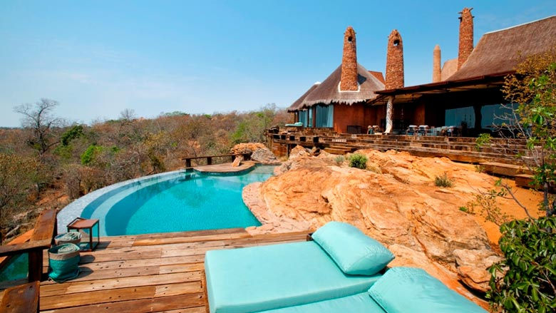 Wildlife Adventure At South Africa