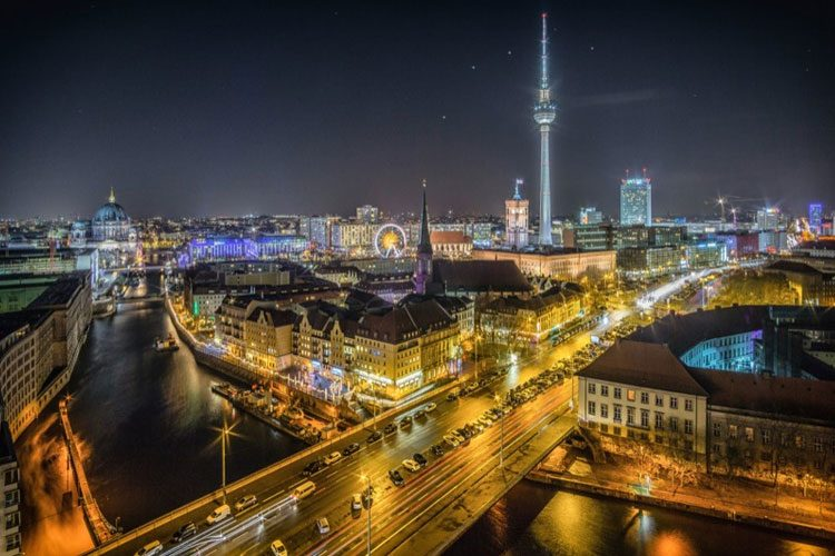 Top Touring Places in Berlin, Germany