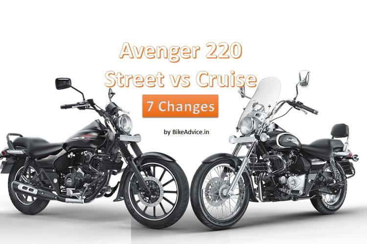 Bajaj Avenger street 220 Cruise