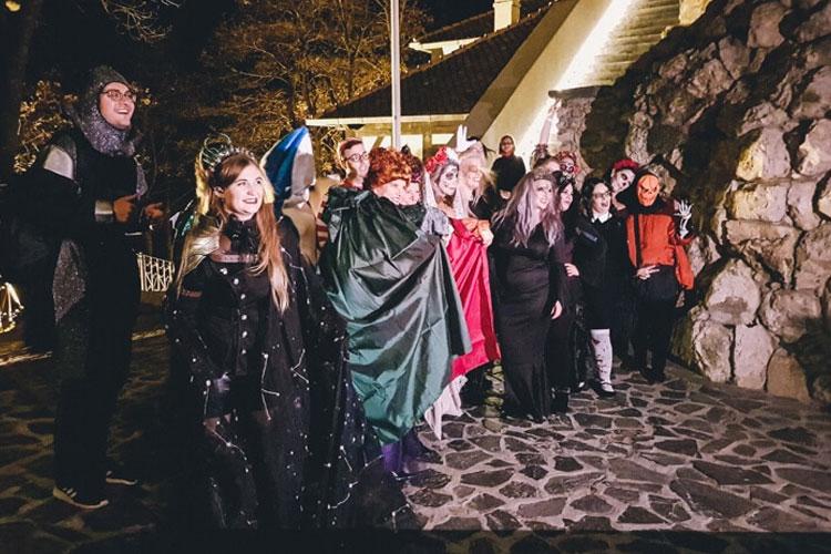 Halloween in Romania