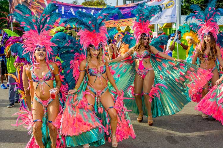 Santiago De Cuba Carnival
