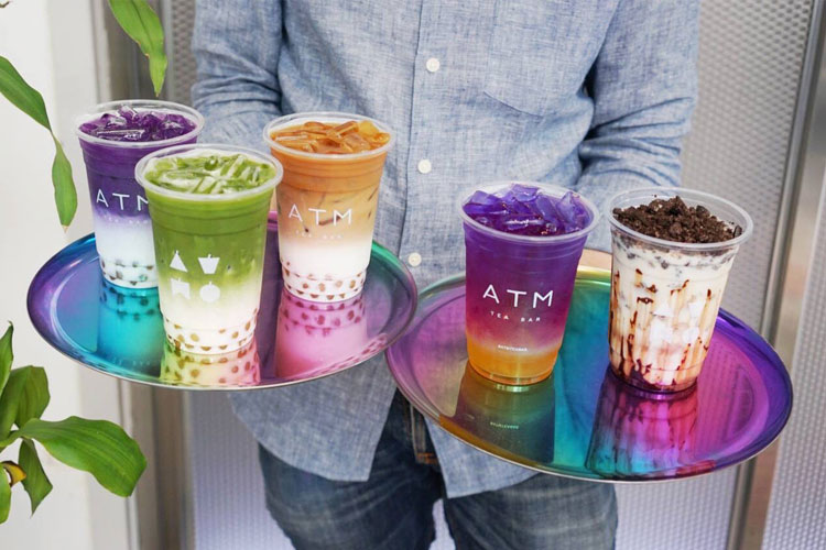 Best Bubble Tea Types