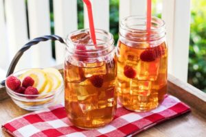 Fruit Infused Iced Tea Recipe